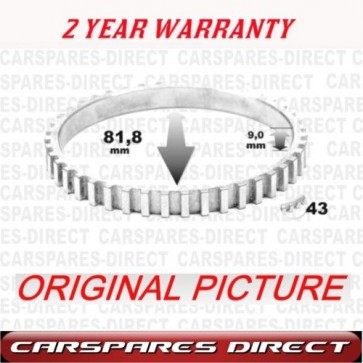 ROVER 25 / 45 / 400  ABS RELUCTOR RING 43 TEETH