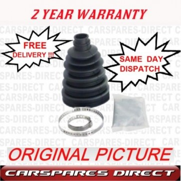 ROVER MG ZR 1.4 1.8 2.0 DRIVESHAFT CV JOINT BOOT KIT UNIVERSAL STRETCH NEW