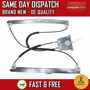 AUDI A3 MK2 8P1 2003-2012 FRONT RIGHT SIDE ELECTRIC WINDOW REGULATOR 2/3 DOORS