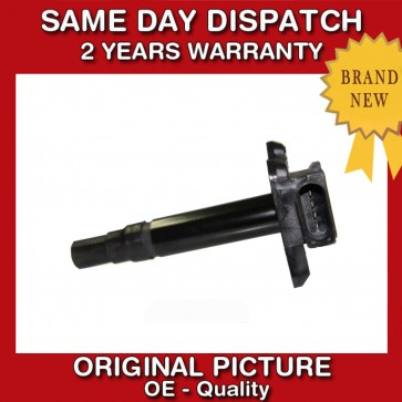 AUDI A8 3.7 / 4.2 1998 > 2002 PENCIL IGNITION COIL PACK 06B905105, 06B905115 NEW
