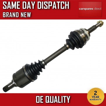 TOYOTA AVENSIS T25 2.0 D-4D DRIVESHAFT LEFT NEAR SIDE 2003>2009 *BRAND NEW*