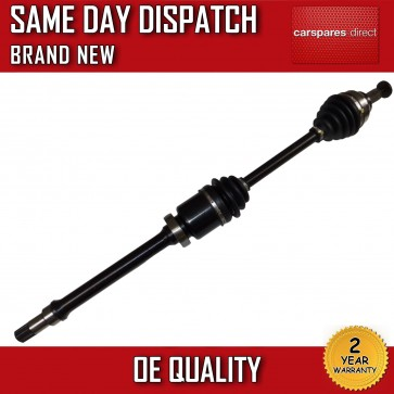 FORD FOCUS II-Mk-2 1.4,1.6,1.8 DRIVESHAFT 2003 > on RIGHT / OFF-SIDE *BRAND NEW*