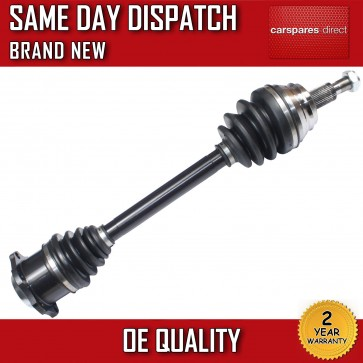 AUDI SEAT SKODA VW FRONT LEFT/NEAR SIDE CV JOINT DRIVESHAFT BRAND NEW