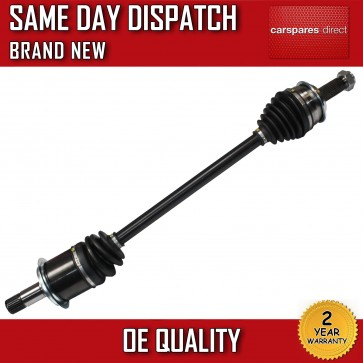MERCEDES (W639) VITO / VIANO REAR DRIVESHAFT + CV-JOINT NEAR OR OFF SIDE *NEW*