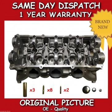 ISUZU TROOPER AXIOM RODEO AMIGO VEHICROSS AXION 6VE1/6VD1 BARE CYLINDER HEAD NEW