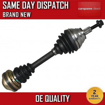 AUDI A3 SEAT SKODA VW CV JOINT COMPLETE DRIVESHAFT LEFT NEAR SIDE BRAND NEW