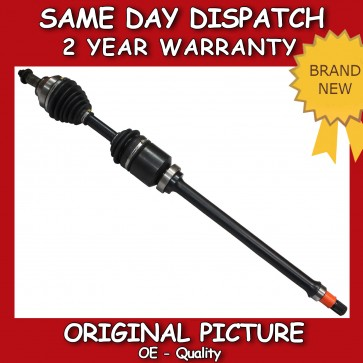 VOLVO V50 2.5,T5 DRIVESHAFT CV JOINT OFF/RIGHT/DRIVER SIDE 2004>on *BRAND NEW*