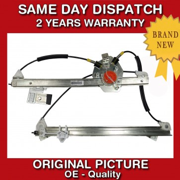BMW X3,E83 FRONT RIGHT/DRIVER SIDE WINDOW REGULATOR WITHOUT MOTOR 2004>10 *NEW*