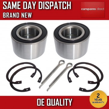 VAUXHALL COMBO FRONT WHEEL BEARING KIT PAIR (x2) 2001>on NEW