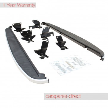 RANGE ROVER SPORT/LAND ROVER SIDE STEPS RUNNING BOARDS 2005>2012 ORIGINAL STYLE