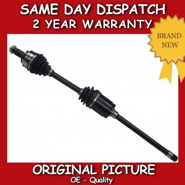 BMW X3 2.0,2.5,3.0 DRIVESHAFT + CV JOINT FRONT RIGHT/OFF SIDE 2004>2007 NEW