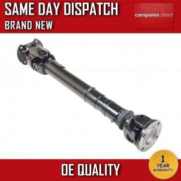 LAND ROVER DISCOVERY 2 2.5 TD5 AUTO FRONT PROPSHAFT (98-01) TVB000100 *NEW*