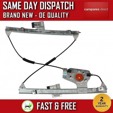 FORD MONDEO MK3 COMPLETE ELECTRIC WINDOW REGULATOR FRONT LEFT 2000-2007 *NEW*