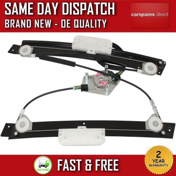 AUDI TT FRONT RIGHT SIDE WINDOW REGULATOR WITHOUT MOTOR 2 DOOR 1998>2006 *NEW*