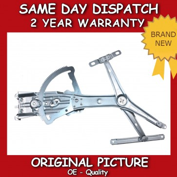 VAUXHALL ASTRA H FRONT RIGHT WINDOW REGULATOR WITHOUT MOTOR 4 DOOR 2004>on NEW