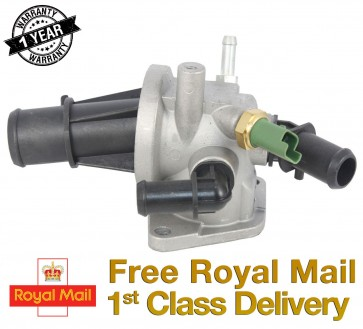 VAUXHALL CORSA C 1.3 THERMOSTAT HOUSING 2003>2006 *BRAND NEW*