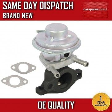 FIAT DUCATO 2.3 D EGR VALVE 2006>on *BRAND NEW* 504150396 1 YEAR WARRANTY