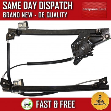 FORD GALAXY 95>13 FRONT RIGHT COMPLETE ELECTRIC WINDOW REGULATOR-WITHOUT MOTOR