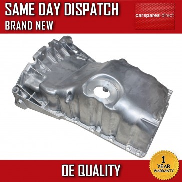 VW PASSAT 1998>2005 1.9 TDi ALLOY OIL SUMP PAN WITH SENSOR HOLE *BRAND NEW*