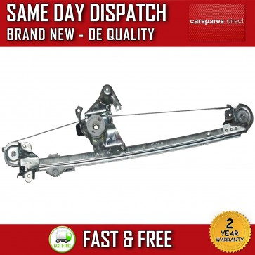 MERCEDES E CLASS W210 REAR LEFT COMPLETE ELECTRIC WINDOW REGULATOR 1995-2002 NEW