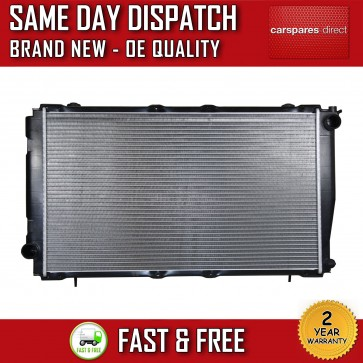 SUBARU IMPREZA 1993>00 / LEGACY 1989>94 2.0 TURBO MANUAL RADIATOR 2 YR WARRANTY