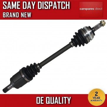 HONDA CIVIC TYPE R DRIVESHAFT + CV-JOINT RIGHT/DRIVER/OFF SIDE 2006>on *NEW*