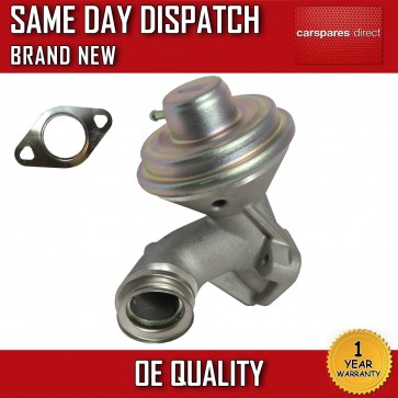 PEUGEOT 206, 307, 1007 1.4 Hdi EGR VALVE / EXHAUST GAS RECIRCULATION 01>ON *NEW*