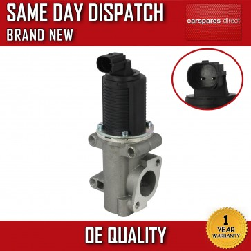 FIAT MULTIPLA, DOBLO, MAREA 1.9 EGR VALVE / EXHAUST GAS RECIRCULATION *NEW*