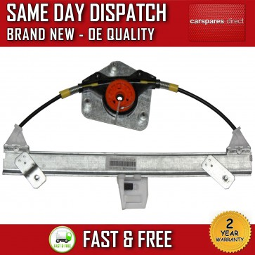 ALFA ROMEO 159 REAR RIGHT DRIVER ELECTRIC WINDOW REGULATOR WITHOUT MOTOR 05>11