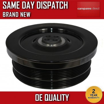 BMW 5 SERIES (E60,E61) 525,530,535 DIESEL CRANKSHAFT PULLEY 2003>on *BRAND NEW*
