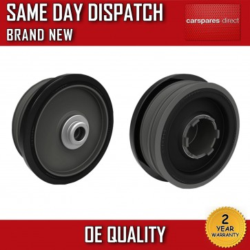 BMW 3 SERIES E46/E90 318D 320D 1998 2001 2002 2003 2004 2005 CRANK SHAFT PULLEY