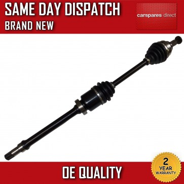VOLVO C30 S40 V50 1.8 2.0 04>ON DRIVESHAFT RIGHT OFF SIDE DRIVER NEW 2 YR WRNTY