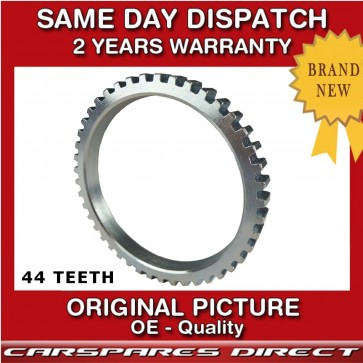 44 TEETH DRIVESHAFT ABS RELUCTOR RING FIT FOR A HYUNDAI MATRIX 2001>ON
