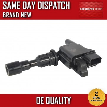 MAZDA 323 323 F 323 S 1.5 / 1.6 1998 > 2004 PENCIL IGNITION COIL  ZZY1 -18-100
