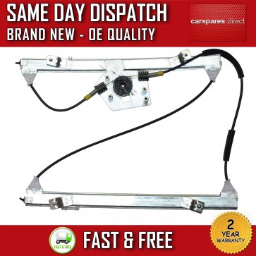 BMW E46 3 SERIES COMPACT COMPLETE ELECTRIC WINDOW REGULATOR FRONT LEFT 01>05 NEW