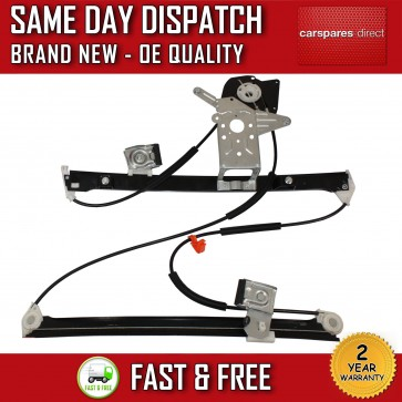 SEAT AROSA VW LUPO FRONT LEFT SIDE ELECTRIC WINDOW REGULATOR WITHOUT MOTOR 97>05
