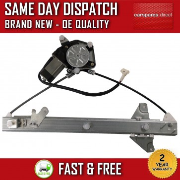 TOYOTA CARINA E REAR RIGHT DRIVER SIDE ELECTRIC WINDOW REGULATOR WITH MOTOR NEW