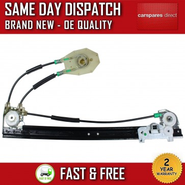 BMW 5 SERIES E39 REAR LEFT COMPLETE ELECTRIC AUTO WINDOW REGULATOR  REPLACEMENT