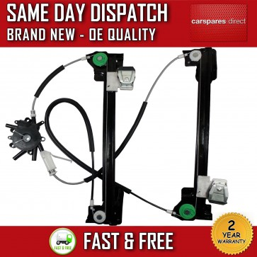 LAND ROVER FREELANDER MK1 ELECTRIC WINDOW REGULATOR for REAR BACK TAILGATE *NEW*