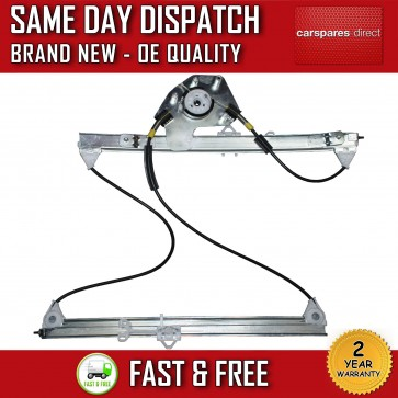 BMW E46 3 SERIES SALOON ESTATE FRONT RIGHT OFF SIDE WINDOW REGULATOR 1998>2005