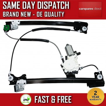 FOR LAND ROVER FREELANDER MK1 98>06 FRONT RIGHT SIDE ELECTRIC WINDOW REGULATOR