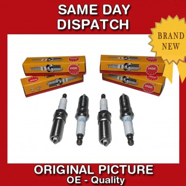 NGK SPARK PLUGS x4 TR5A-10 *BRAND NEW*