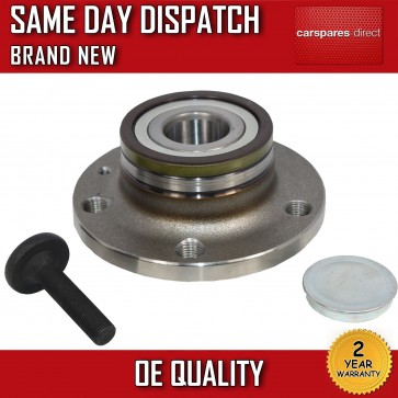 SKODA OCTAVIA,SUPERB,YETI 32MM REAR WHEEL BEARING + HUB 2004>on *BRAND NEW*