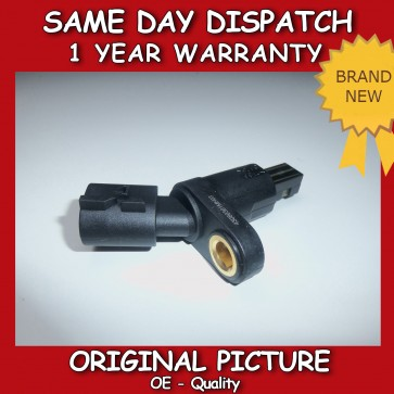 VW GOLF IV 1.4,1.6,1.8,1.9,2.0,2.3 ABS SENSOR REAR RIGHT/LEFT 1997>06 1J0927807B