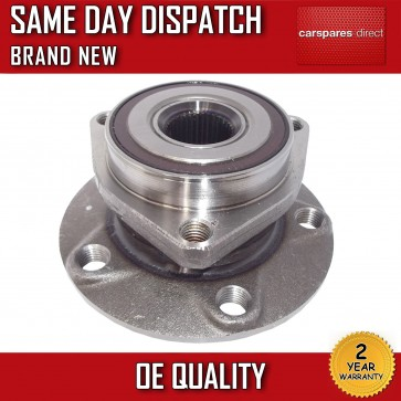 AUDI A3 FRONT 3 STUD WHEEL BEARING + HUB 2004>on *BRAND NEW*