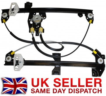 CITROEN BERLINGO PEUGEOT PARTNER WINDOW REGULATOR ELECTRIC W/O MOTOR FR LEFT