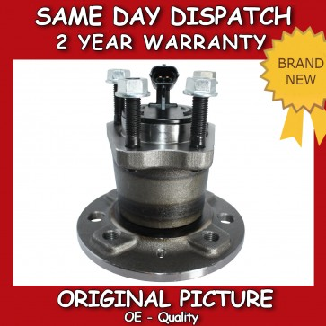 VAUXHALL ASTRA H MK5 1.4,1.6,1.8 REAR WHEEL BEARING HUB ABS SPEED SENSOR *NEW*