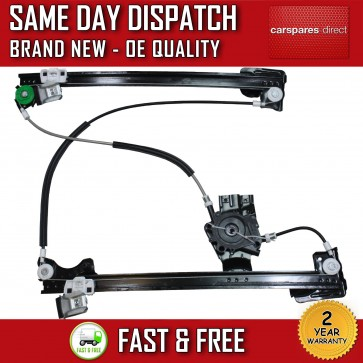 LAND ROVER FREELANDER FRONT RIGHT DRIVER ELECTRIC WINDOW REGULATOR 1998-2006 NEW