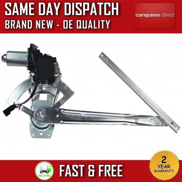 FORD TRANSIT MK6 MK7 2000>ON FRONT RIGHT ELECTRIC WINDOW REGULATOR WITH MOTOR