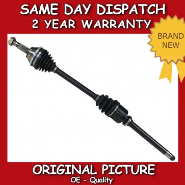 FIAT DUCATO BOX 1.9,2.5,2.8 DRIVESHAFT CV JOINT RIGHT OFF/DRIVER SIDE 1994>2002